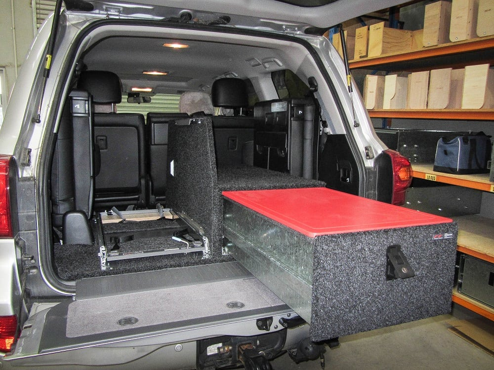 200 Series Low Profile Seats In
